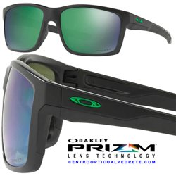 Mainlink Matet Black / Prizm Jade Polarized (OO9264-34)