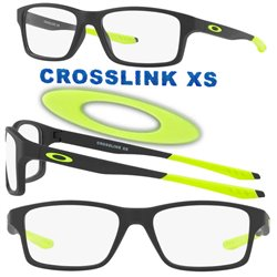 Crosslink XS Satin Black-Retina (OY8002-06)