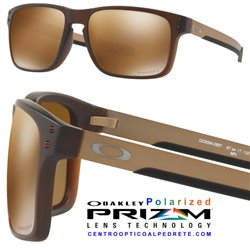 Holbrook Mix Matte RootBeer / Prizm Tungsten Polarized (OO9384-08)