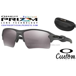 Flak 2.0 XL Custom Lead / Prizm Daily Polarized (OO9188-60C)