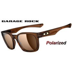 Garage Rock Polished Dark Amber / Bronze Polarized (OO9175-06)