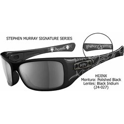 Hijinx Stephen Murray Polished Black / Black Iridium (24-027)