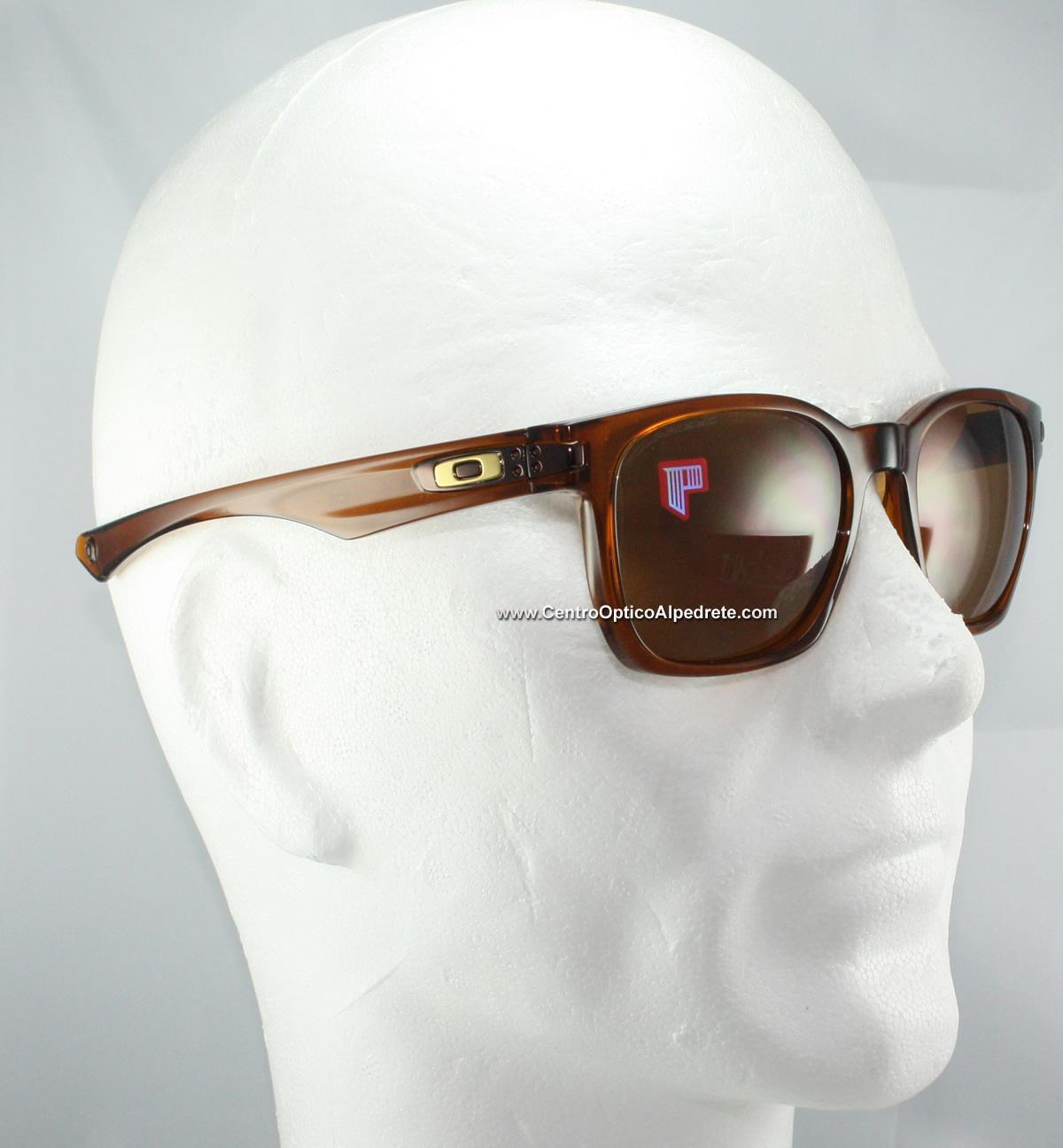 183bd090b0c óculos Oakley Garage Rock Woodgrain Tungsten Iridium Polarized ...