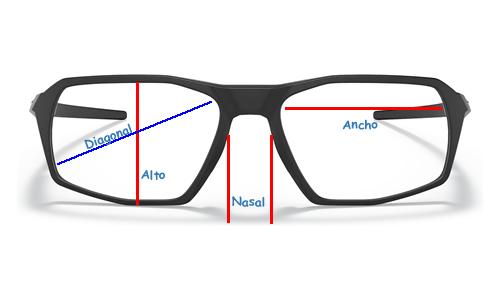 Gafas de vista Oakley Trajectory OX8171