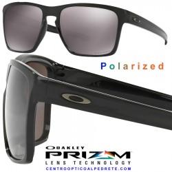 Sliver XL Polished Black / Prizm Daily Polarized (OO9341-06)
