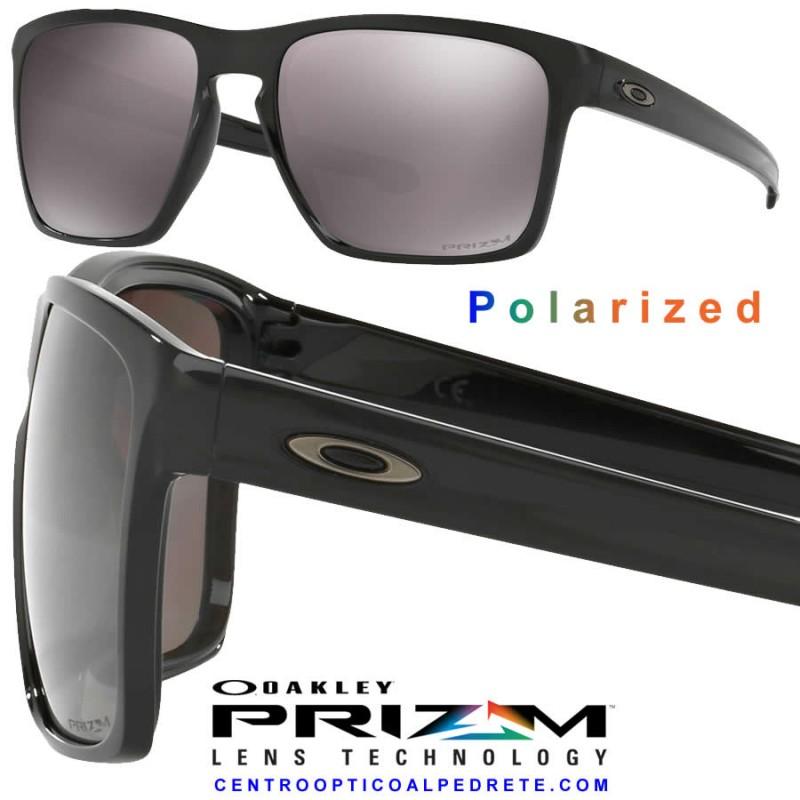 96013839a67 Sunglasses Oakley Sliver XL Polished Black   Prizm Daily Polarized ...