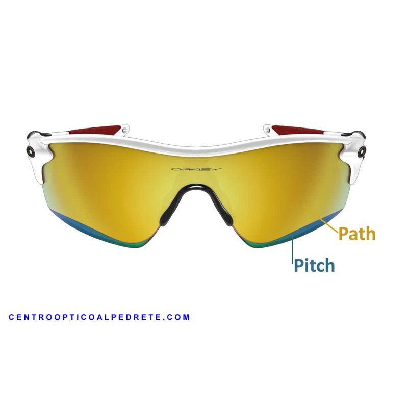 1627383acc792 Gafas de sol Oakley RadarLock Pitch Lente Prizm Daily Polarized (101 ...