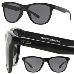 Moonlighter Polished Black / Grey (OO9320-01)