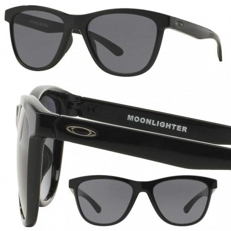 Moonlighter Polished Black / Grey (OO9320-01)