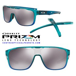 CrossRange Shield Arctic Mist / Prizm Black Iridium (OO9387-08)