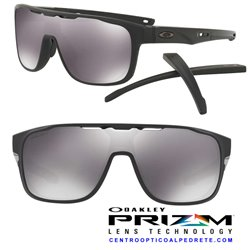 CrossRange Shield Matte Black / Prizm Black (OO9387-02)