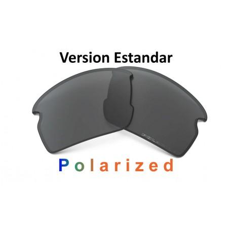 Flak 2.0 XL Lente de repuesto Black Iridium Polarized (101-351-004)