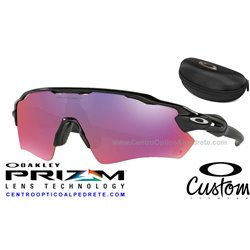 Radar EV Path Custom Polished Black / Prizm Road TDF (OO9208-6382)