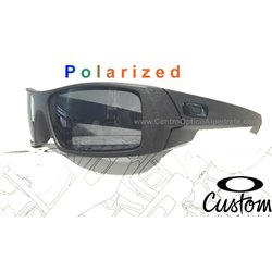 Gascan Custom Steel / Grey Polarized (OO9014-6386)