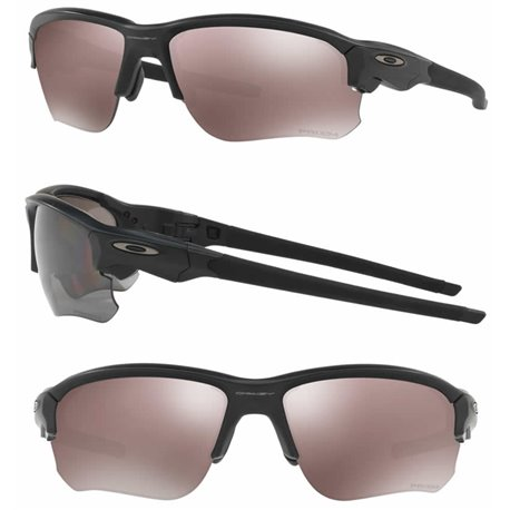 Flak Draft Polished Black / Prizm Daily Polarized (OO9364-08)