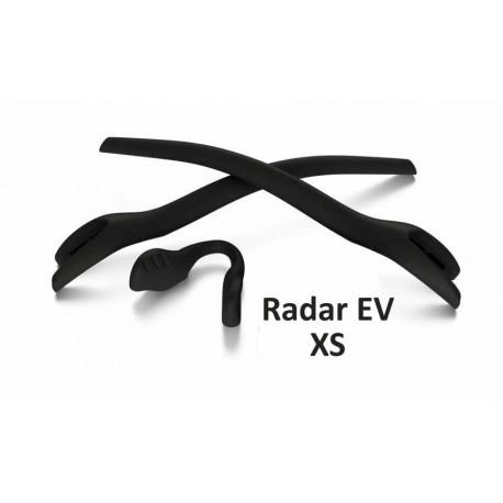 Radar EV XS Gomas + Nasal Black (102-401-002)