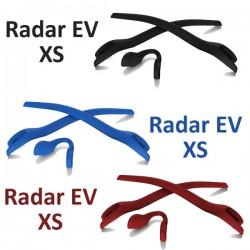 Radar EV XS Gomas + Nasal Black (102-401-00X)