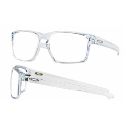 Sliver Nude Frame Polished Clear (OO9262-06M)