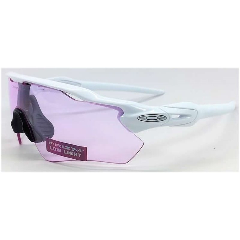 c644538c068 Sunglasses Oakley Radar EV Path Polished White   Prizm Low Light ...