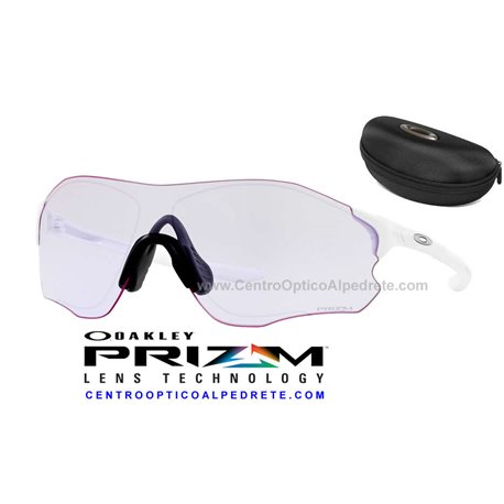 EVZero Path Polished White / Prizm Low Light (OO9308-21)
