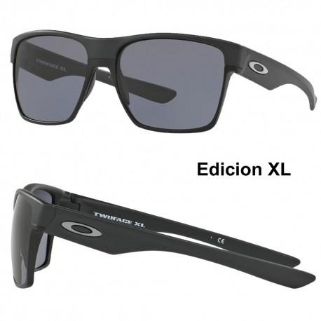 3263873e15b07 TwoFace XL Matte Black   Prizm Sapphire Polarized (OO9350-09)