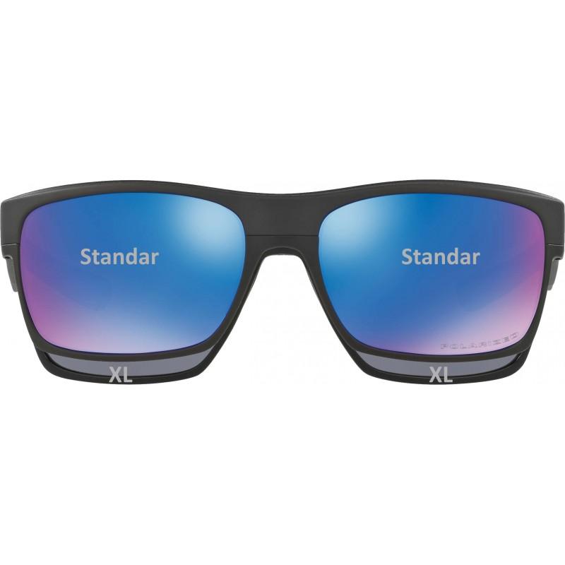 41a5a1f2619 Oakley Sunglasses TwoFace XL Matte Black   Prizm Black Polarized ...