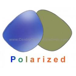 TrillBe X Lente Violet Iridium Polarized (OO9340-03L)