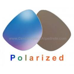 TrillBe X Lente Sapphire Iridium Polarized (OO9340-05L)