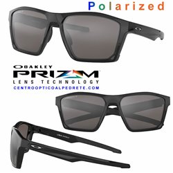 TargetLine Polished Black / Prizm Black Polarized (OO9397-08)