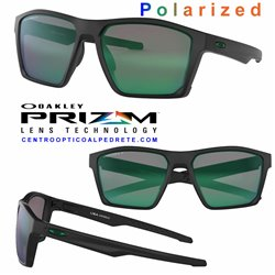 TargetLine Matte Black / Prizm Jade Polarized (OO9397-07)