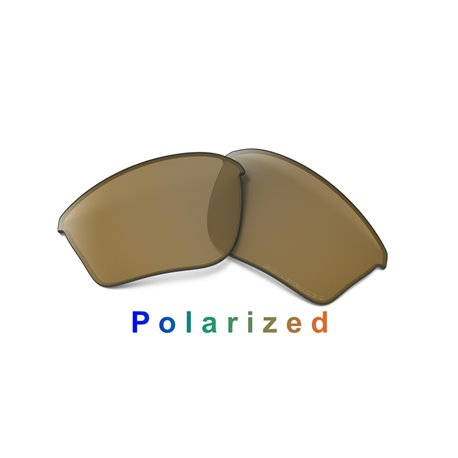 Half Jacket 2.0 XL Lente Bronze Polarized (100-856-001)