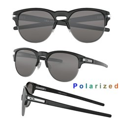 Latch Key Polished Black / Black Iridium Polarized (OO9394-06)