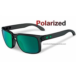 Holbrook Black Ink / Jade Iridium Polarized (OTD-OO9102-69)