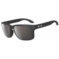 Holbrook Matte Black / Warm Grey (OO9102-01)