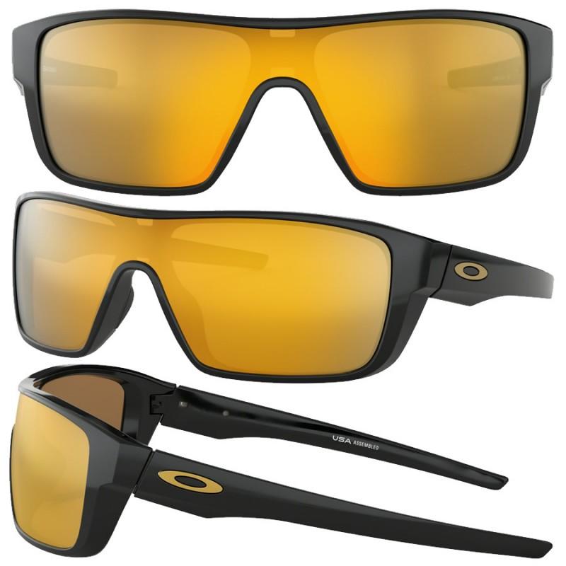 e07235e015 Oakley Sunglasses Straightback Polished Black   24k Iridium (OO9411-02)