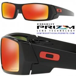 Gascan Polished Black / Prizm Ruby (OO9014-44)