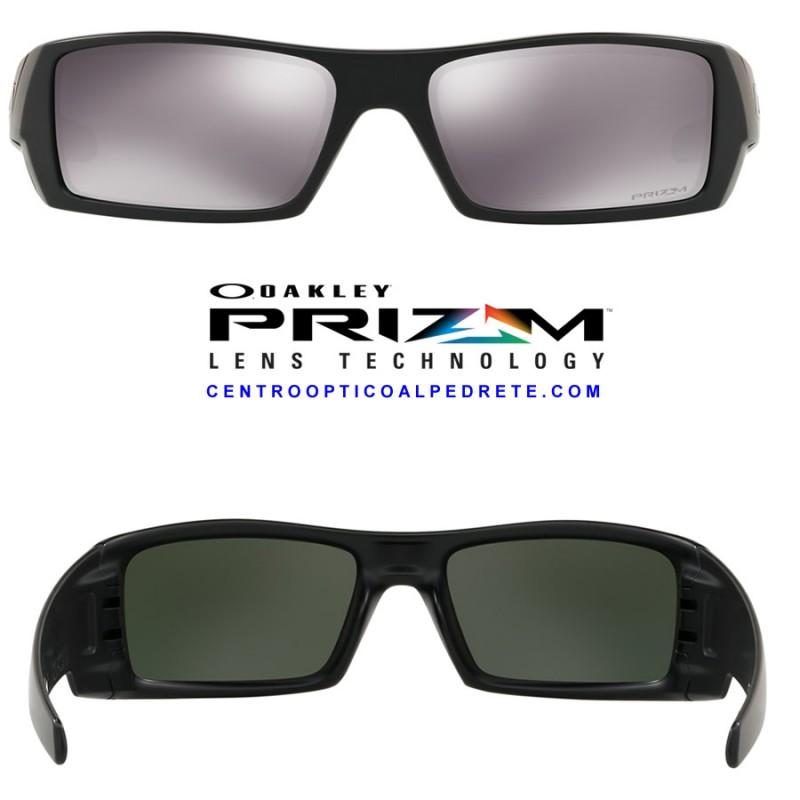 6cfe1d24a0bce Sunglasses Gascan Matte Black   Prizm Black (OO9014-43)