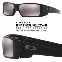 49edb6a9548 Sunglasses Oakley Gascan Polished Black   Prizm Ruby (OO9014-44)