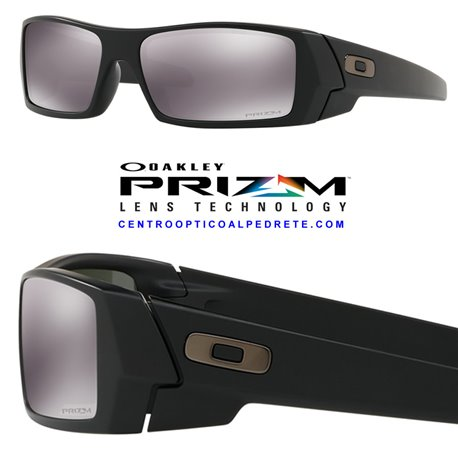 Gascan Matte Black / Prizm Black (OO9014-43)