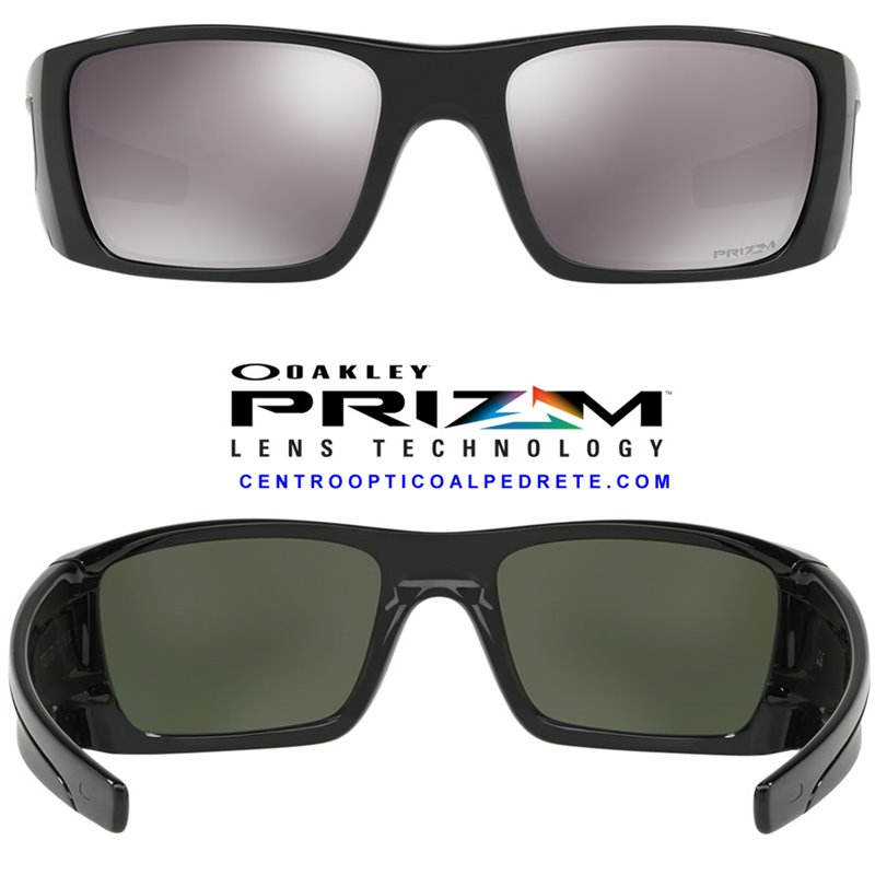 67ba97f75db Oakley SunGlasses Fuel Cell Polished Black   Prizm Black (OO9096-J5)