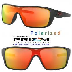 Straightback Matte Black / Prizm Ruby Polarized (OO9411-06)