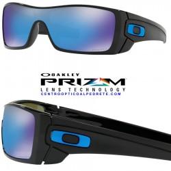 34c21a510b BatWolf Polished Black / Prizm Sapphire... Gafa de sol Oakley ...