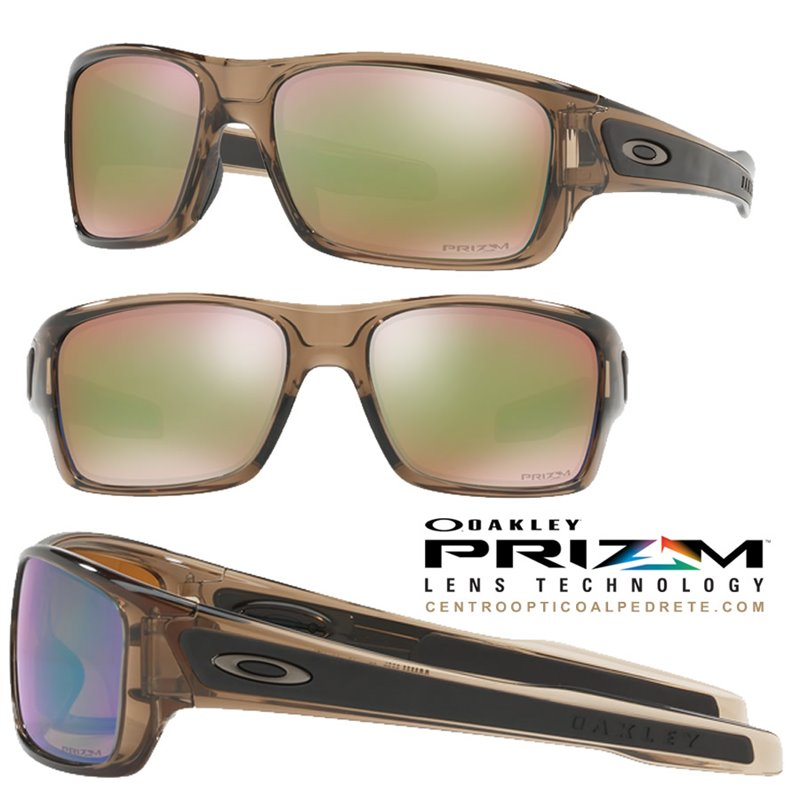 bac3f5200e Turbine XS Brown Smoke   Prizm Shallow Water Polarized (OJ9003-09) ...