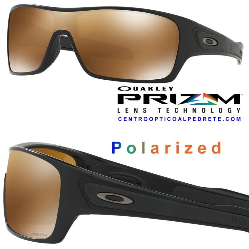 75a951b96fe Sunglasses Oakley Turbine Rotor Matte Black   Prizm Tungsten ...