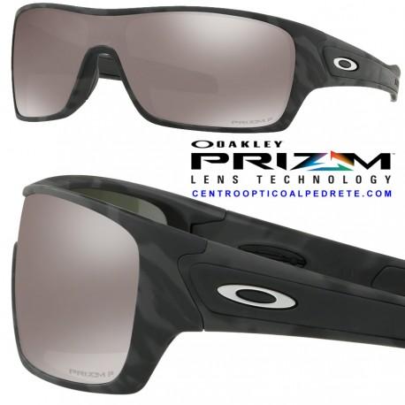 5cbae1b4181 Sunglasses Oakley Turbine Rotor Black Camo   Prizm Black Polarized ...