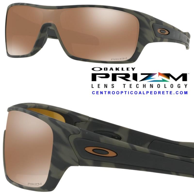 9a77302d3531e Sunglasses Oakley Turbine Rotor Olive Camo   Prizm Tungsten (OO9307-17)