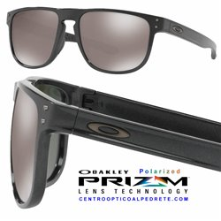 Holbrook R Scenic Grey / Prizm Black Polarized (OO9377-08)