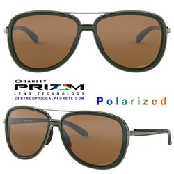 Split Time Forest / Prizm Tungsten Polarized (OO4129-08)