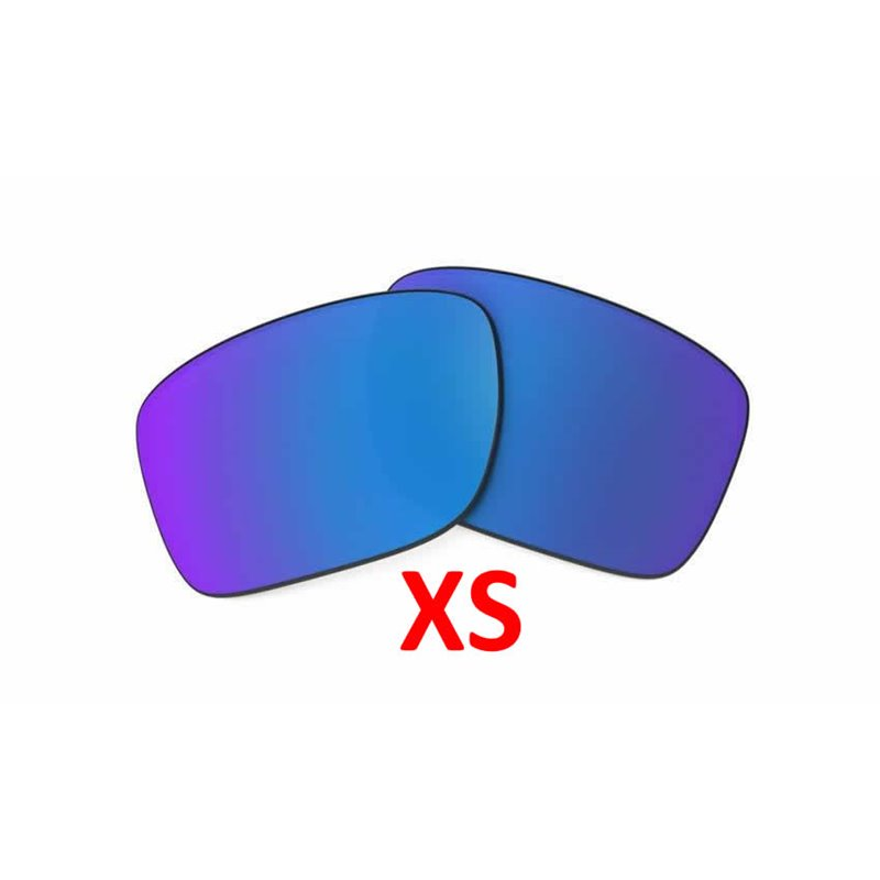 58870e419b8 Oakley Sunglasses Turbine XS Lente Sapphire Iridium (101-087-006XS)