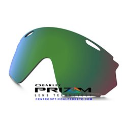 WindJacket 2.0 Lente Prizm Snow Jade Iridium (OO7072-01L)